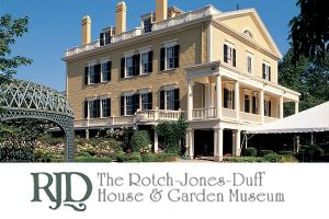 Rotch-Jones-Duff House & Garden Museum
