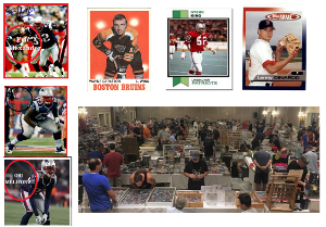 Se Mass Visitors Bureau Big Sports Card Autograph Show