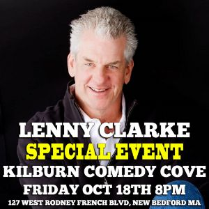 Lenny Clarke- Stand Up Comedy