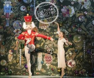 The Z's Cultural Roadtrip: The Nutcracker