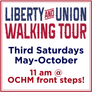 Liberty & Union Walking Tour